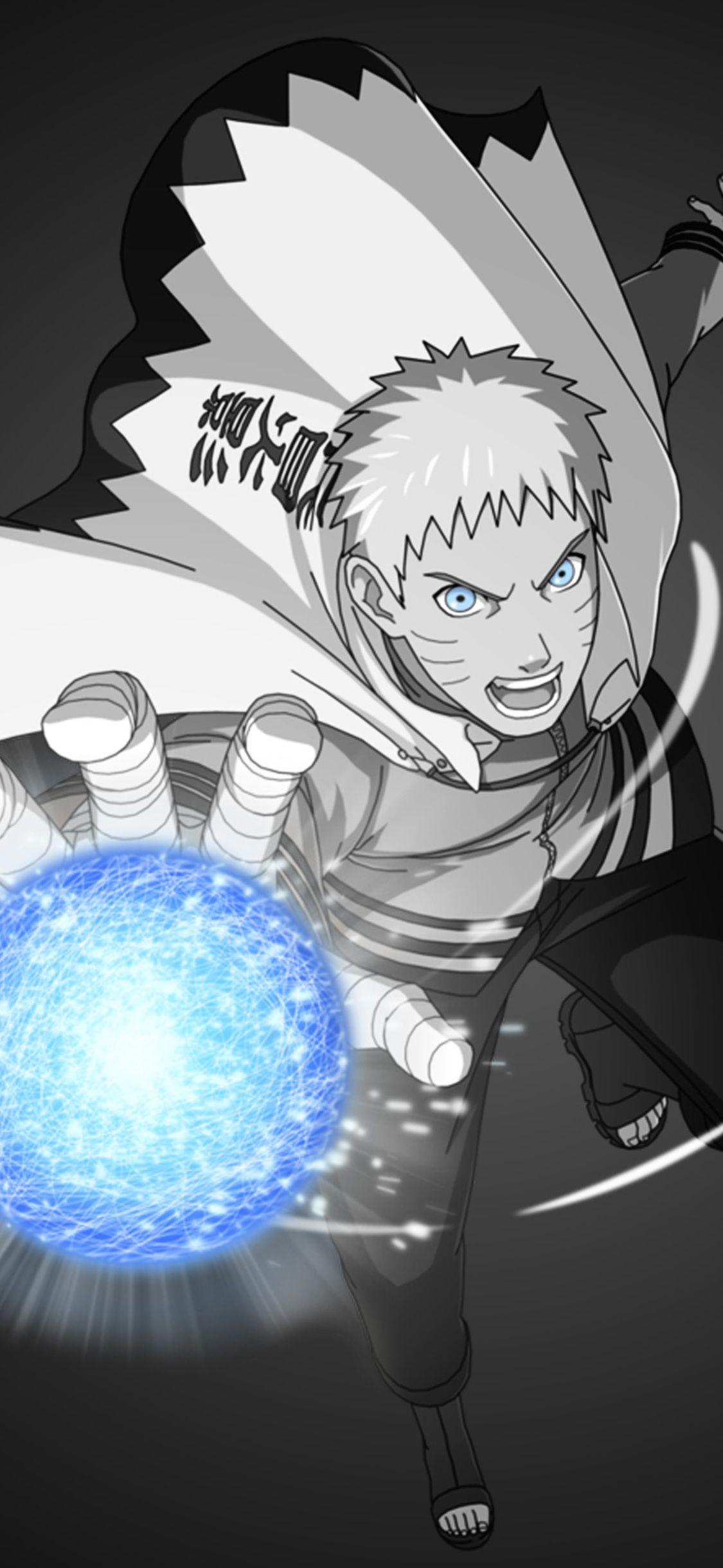 Naruto Rasengan Iphone X Naruto Desenho Naruto Manga Anime