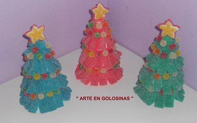 Deliciosos Arboles de navidad :)