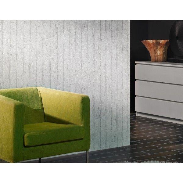 trompe l 39 oeil mur b ton wood 39 n stone mur beton trompe et bar de cuisine. Black Bedroom Furniture Sets. Home Design Ideas