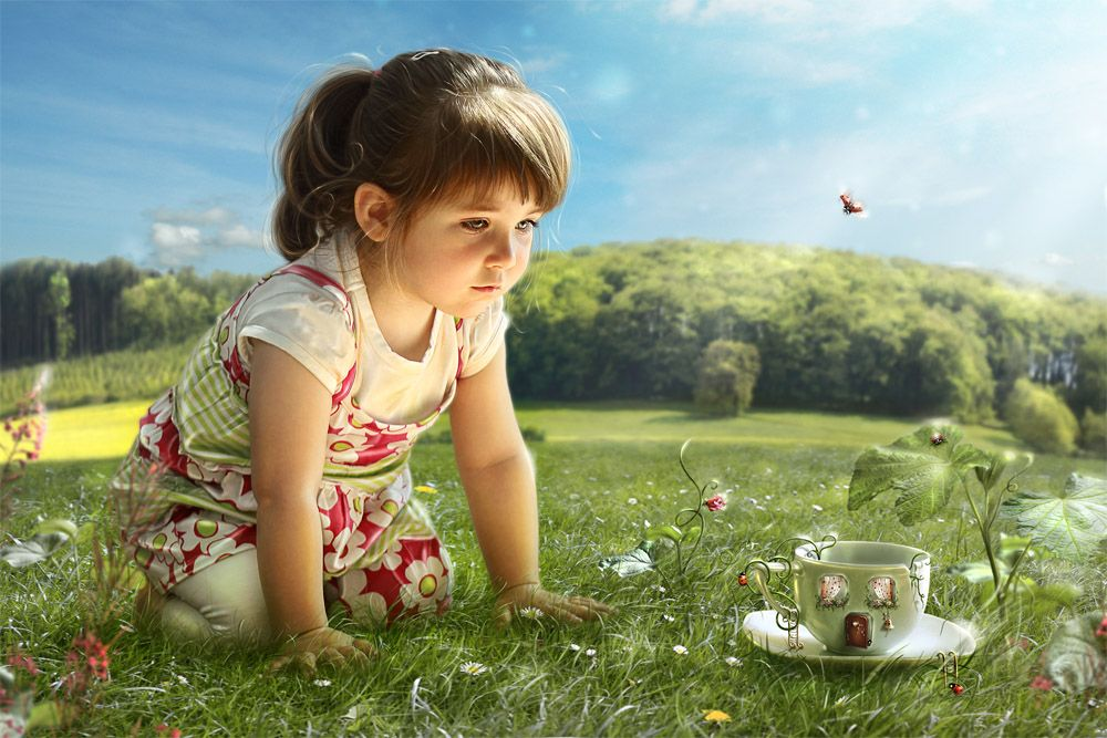 Картинки про чудо-ребенок