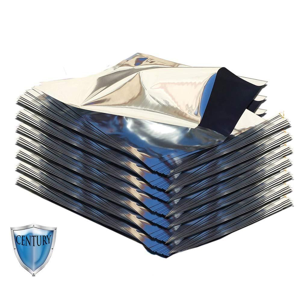 Gallon Century Mylar Bags Pack Fresh USA From Our