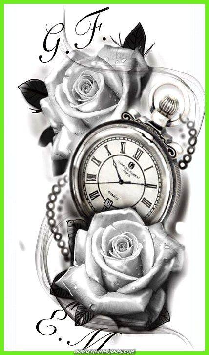 Idee magiche per il meglio dei tatuaggi bussola idee idee orologi da tasca