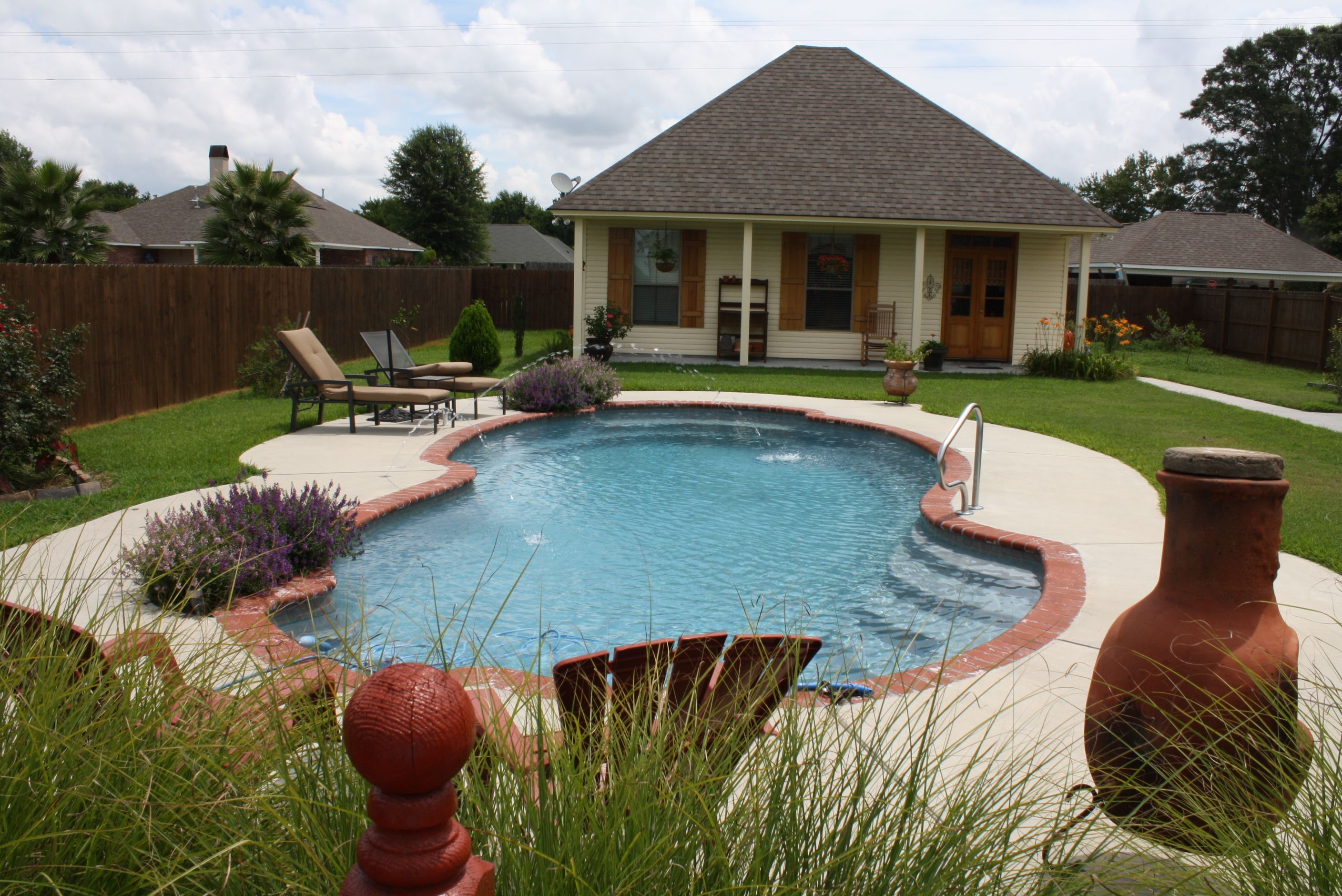Central Pools Inc Baton Rouge Louisiana Trilogy