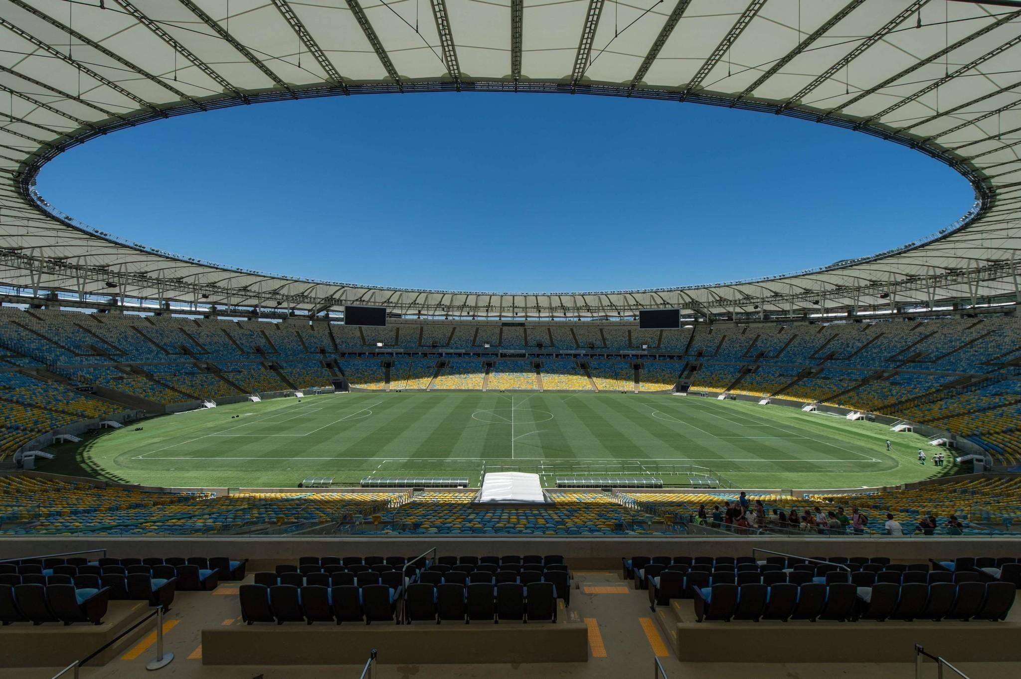 Estádio Jornalista Mário Filho, Maracanã, Rio de Janeiro - RJ, Brasil