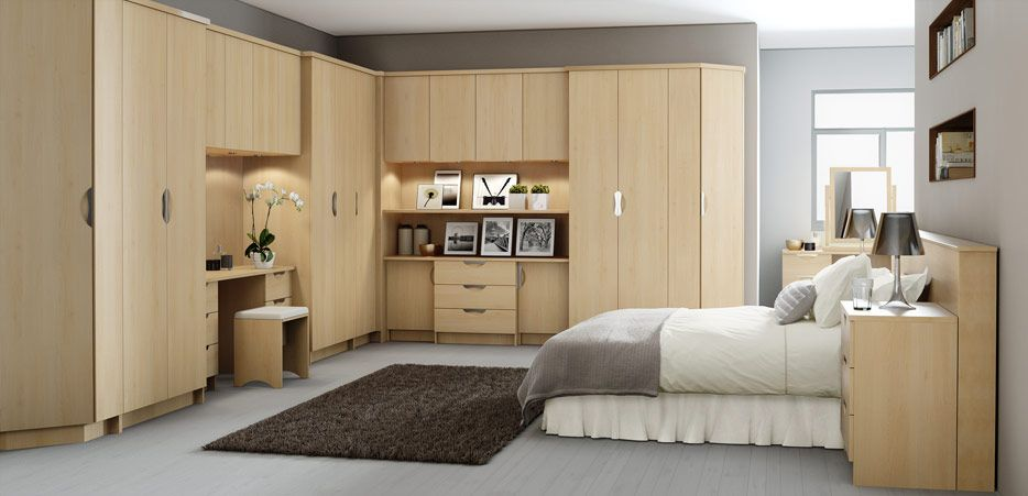if you want a great looking bedroom for you then you need to have fitted - Fitted Bedroom Design