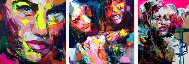 francoise nielly malerei moderne kunst kaufen kunstdrucke