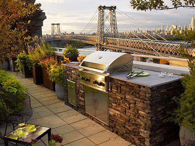 Charming Barbecue Gaz Mur Pierre   Recherche Google