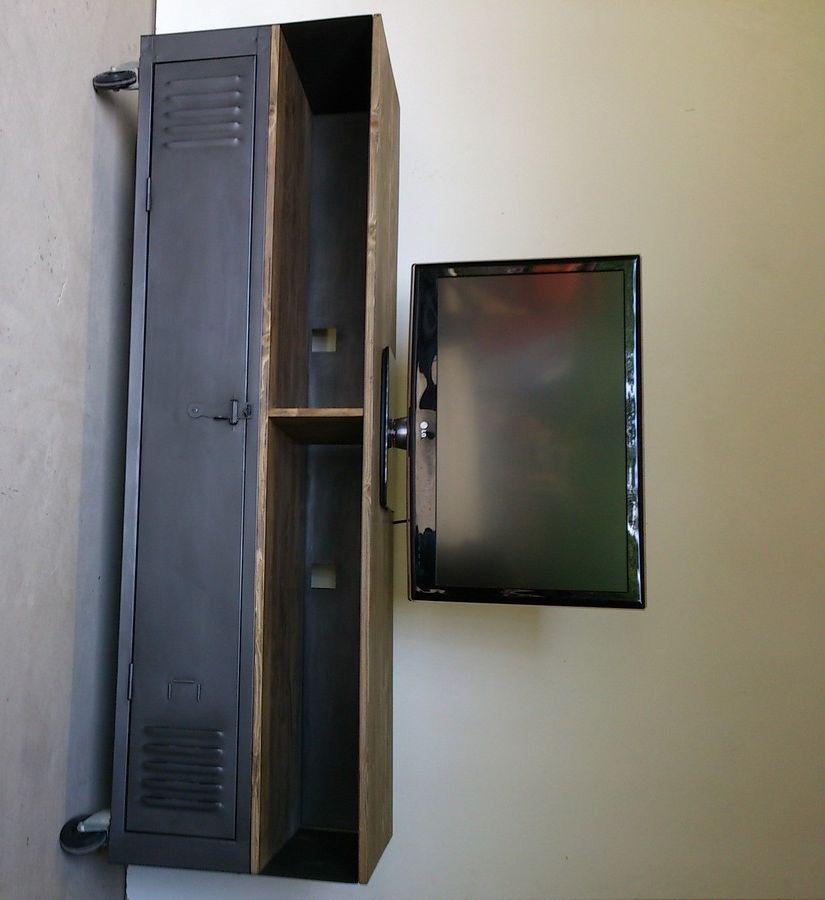 Pingl par atelier heure cr ation sur cr ation restauration de meuble industriel en 2019 - Restauration meuble industriel ...