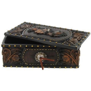 Horse Jewelry Box Large Horse Jewelry Box  Hobby Lobby  553685  Merlin's House