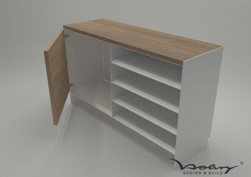 design metallmoebel sideboard aus holz stahl sebastian bohry stahlzart pinterest. Black Bedroom Furniture Sets. Home Design Ideas
