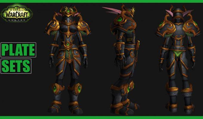 Buy Ensemble Felforged Plate Armor Ensemble Felforged Plate Armor For Sale Wow World Armor For Sale World Of Warcraft