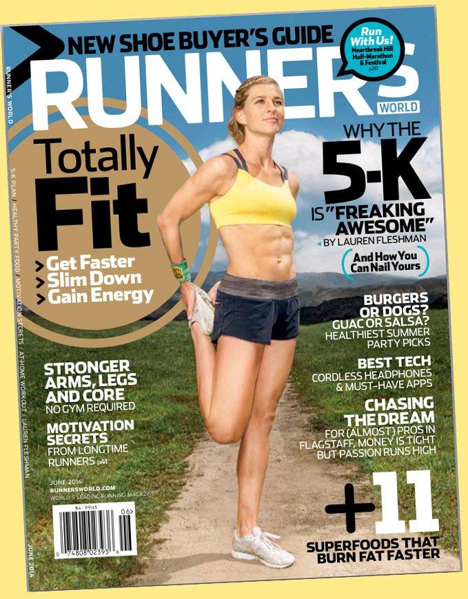 Run Faster Runners World Best