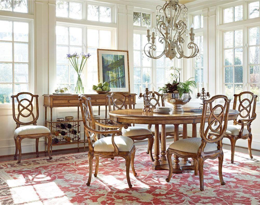 Merveilleux Stanley Dining Room Sets   Lovely Stanley Dining Room Sets, Arrondissement  Famille Traditional Dining Set