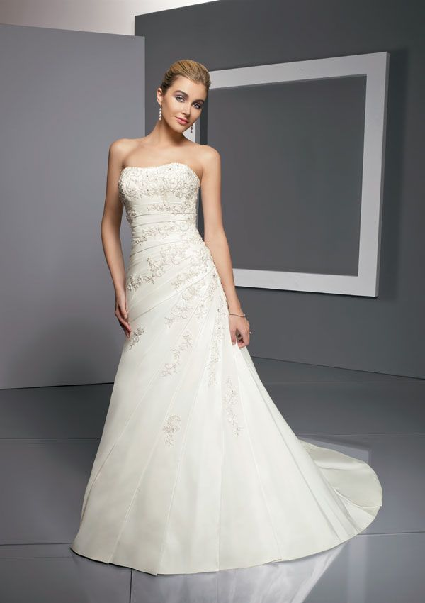 Bridal Gowns From Mori Lee By Madeline Gardner Style 2303 | Wedding ...