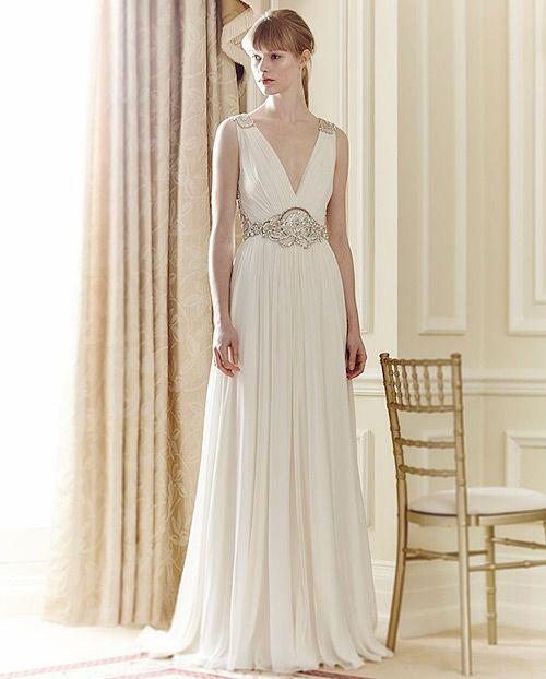 White Sposa #JennyPackham #Jenny #Packham
