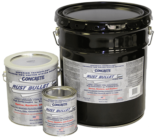 Why Rust Bullet Is The Longest Lasting Garage Floor Paint Garage Floor Paint Garage Floor Garage Work Bench