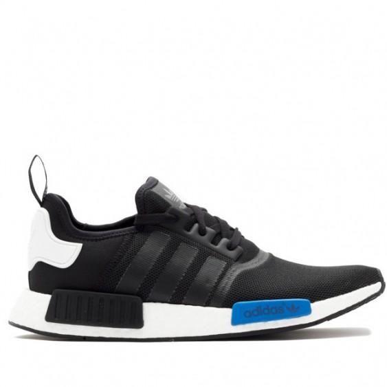 keevin adidas nmd runner nera blu, scarpe da corsa nmd, adidas nmd