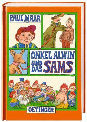Onkel Alwin und das Sams von Paul Maar http://www.amazon.de/dp/3789142840/ref=cm_sw_r_pi_dp_RC0Nwb1JH5EJG