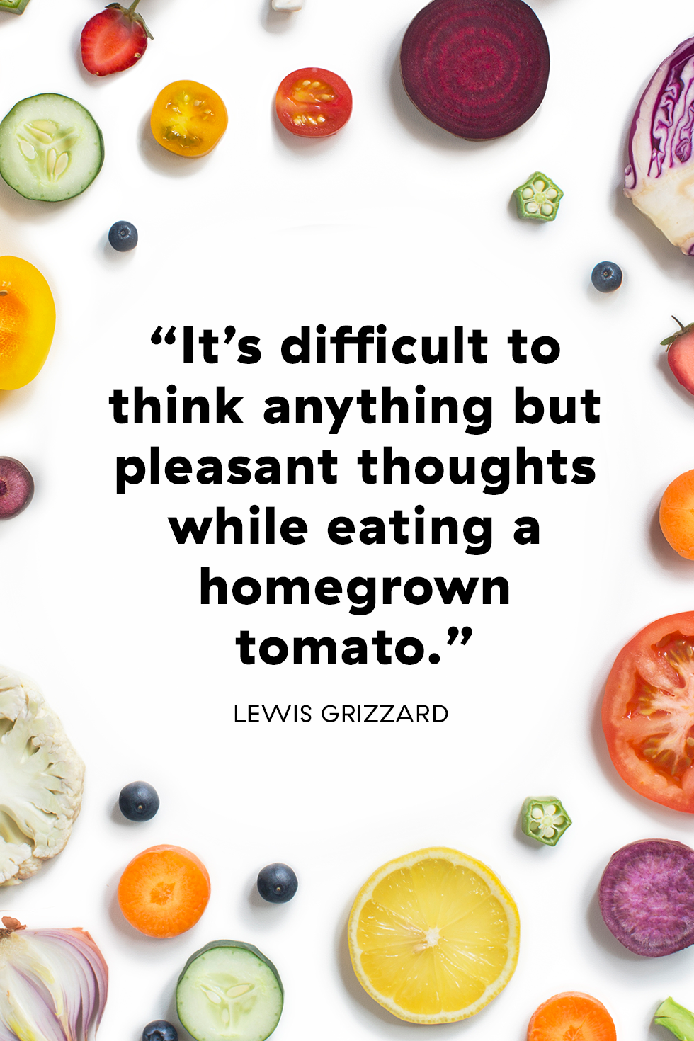 20 Of The Greatest Quotes Anyone Has Ever Said About Food Food Quotes Food Vegetables Quote