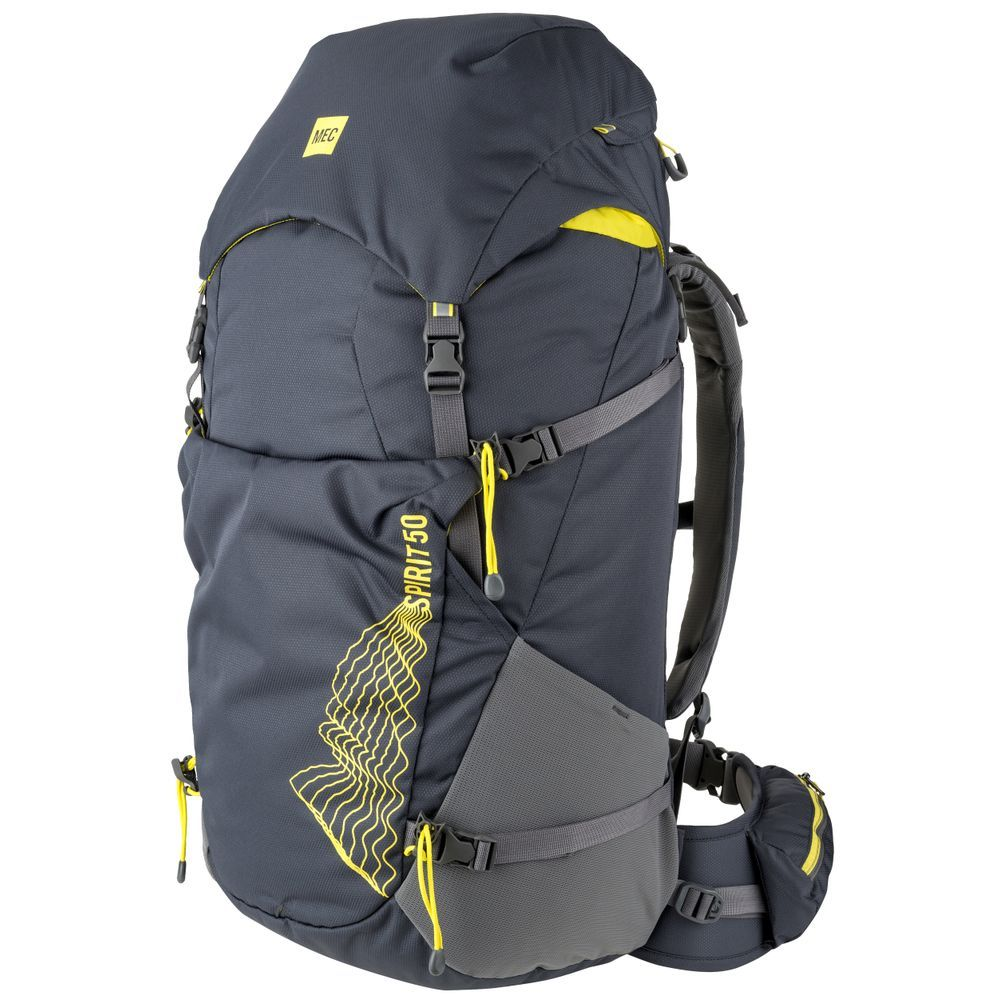5f15d98a8 MEC Spirit 50 Backpack - Mountain Equipment Co-op. Free Shipping Available