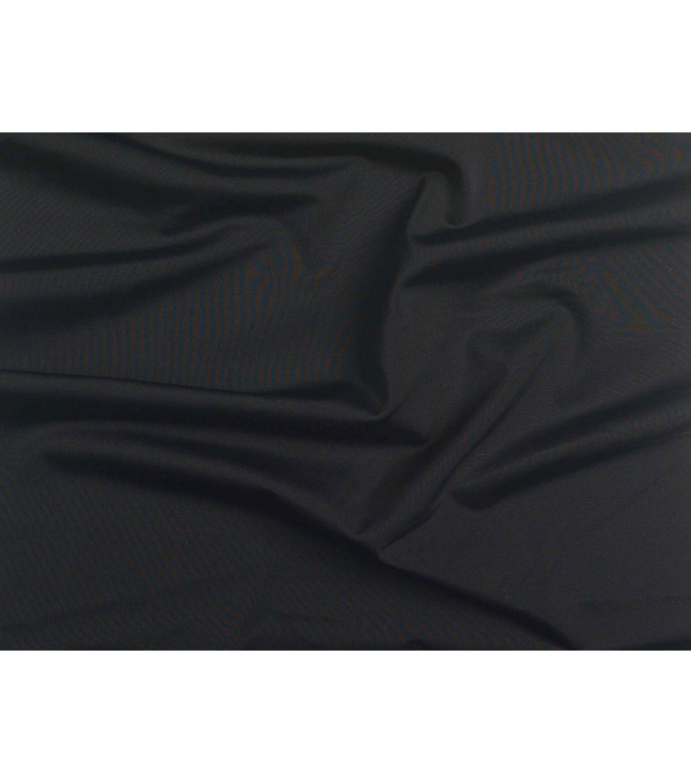 Cosplay by Yaya Han 4-Way Matte Solid Fabric-Black
