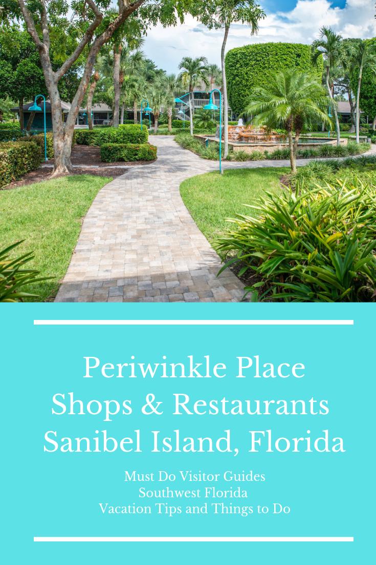 Periwinkle place shops   sanibel island   shopping, restaurants.