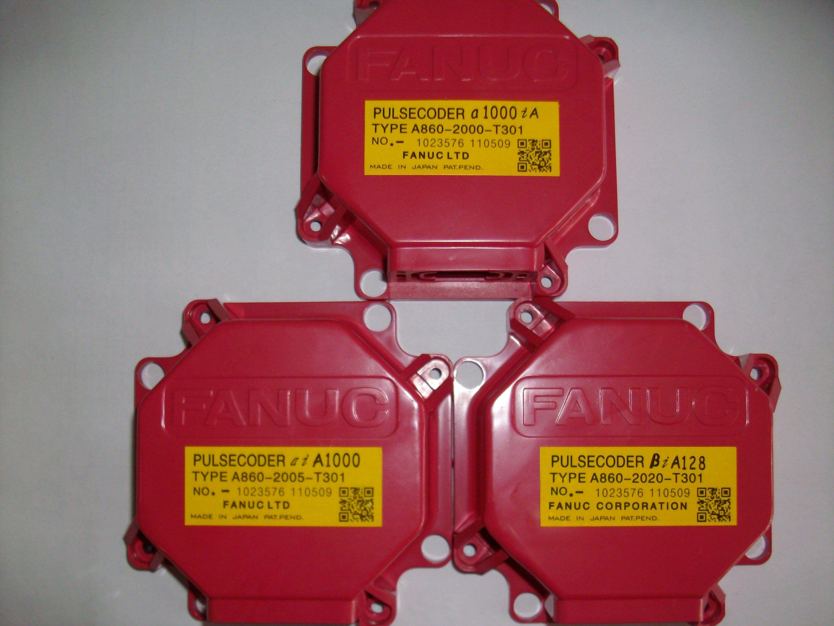 A860-2020-T361 A860-2000-T301 A860-2005-T301 fanuc encoder