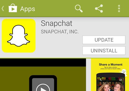 Snapchat скачать приложение.