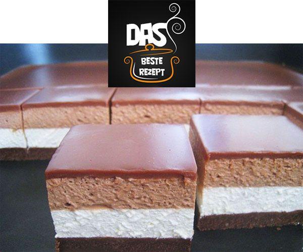 Perfect Nutella Schnitten OHNE BACKEN Rezept http bestesrezept de