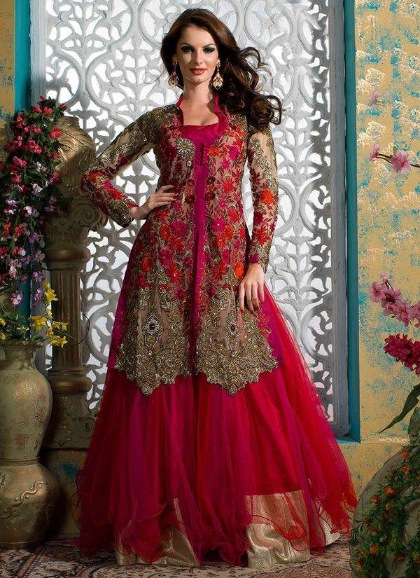 spectacular indian designer wedding dresses