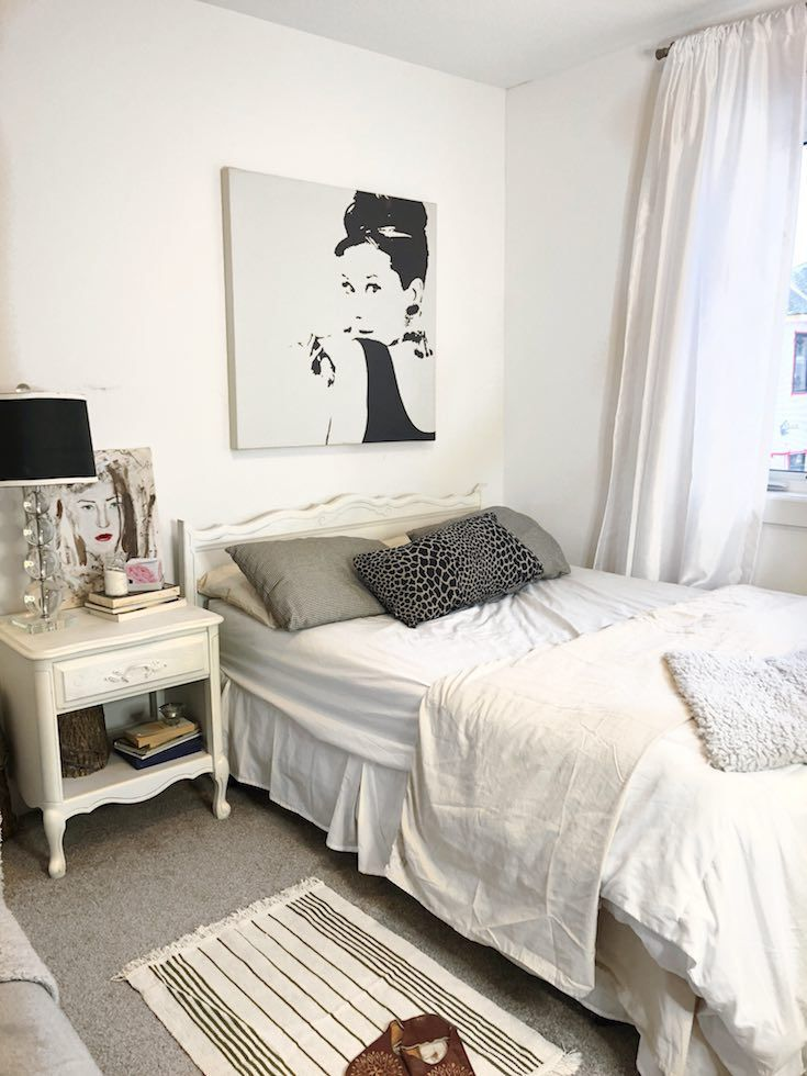 5 Tips to Redecorate Your Bedroom by Yourself | Small ...