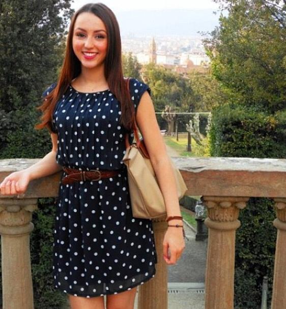 Jessica Avalos' Florence Experience