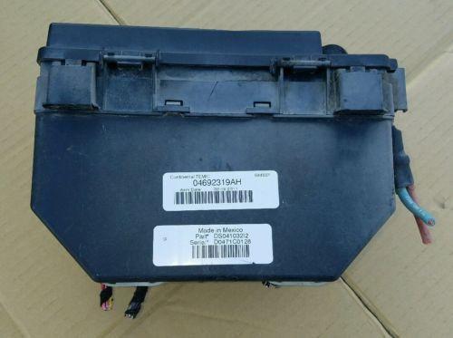 2011 Dodge Ram 2500 Tipm Totally Integrated Power Module Tipm