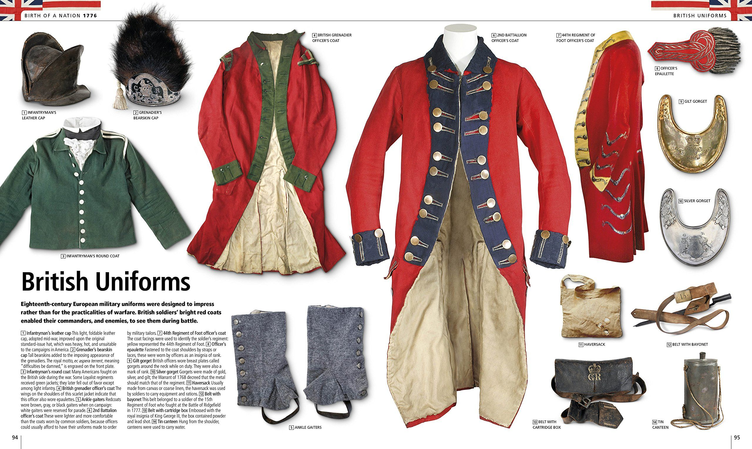 The American Revolution A Visual History Dk
