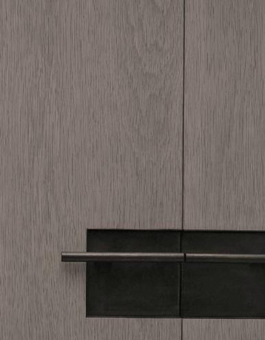 More contemporary door with really nice handle detail - Contemporary interior door knobs ...