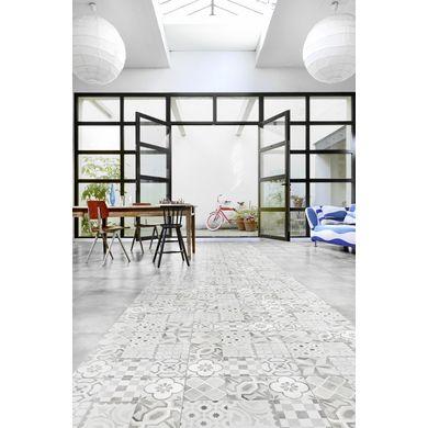 créer une ambiance rétro avec un revêtement de sol | verandas and