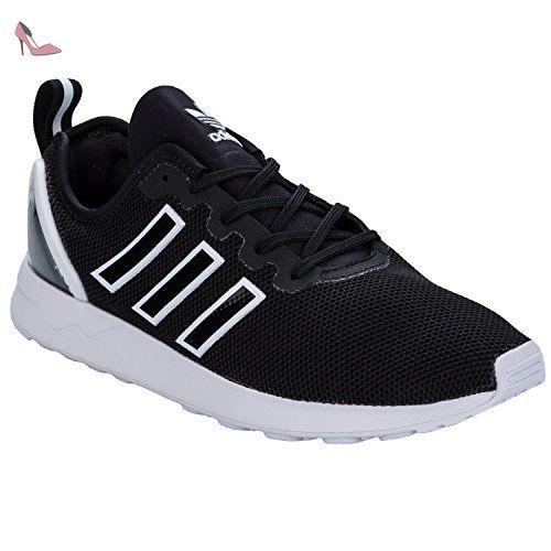 populaire Officiel Du Jeu adidas Originals Zx Flux K Noir Ftwr Ftwr Noir 5e14f6
