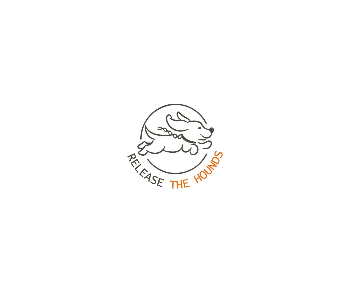 Playful Personable Store Logo Design For Release The Hounds By