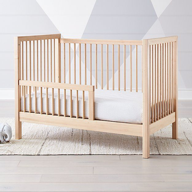 Andersen II Maple Crib images