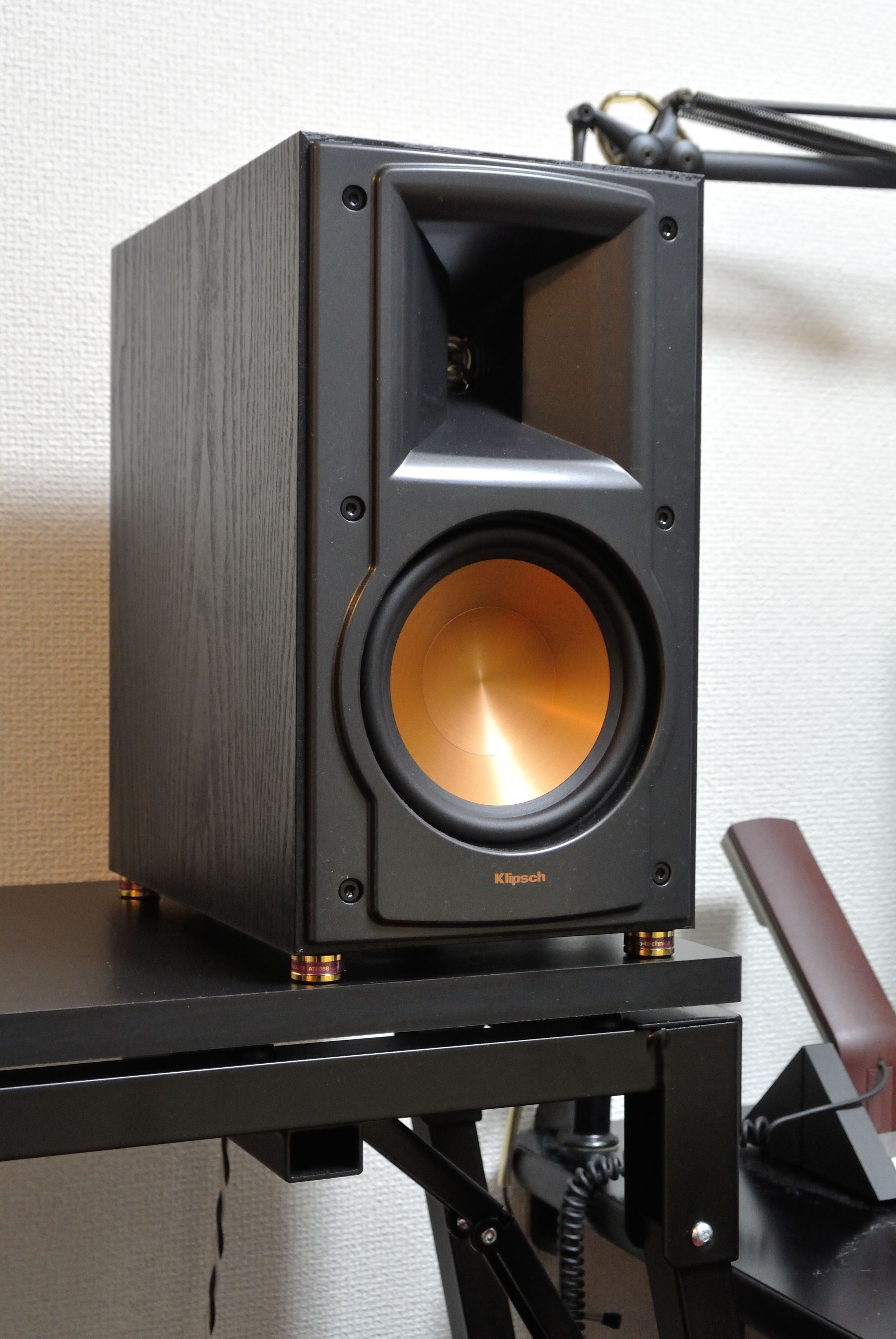 speakers m back r reference klipsch bookshelf products