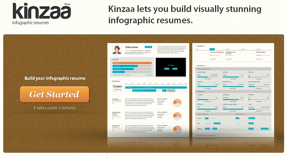 how to make an infographic resume infografiken pinterest