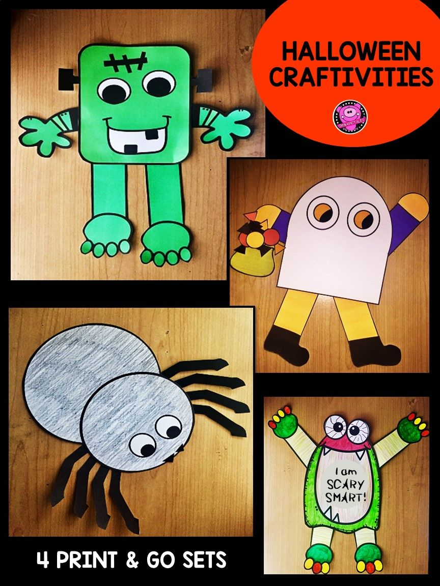 46+ First grade halloween projects ideas