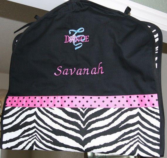 Cheer Uniform Garment Bag Con Imágenes
