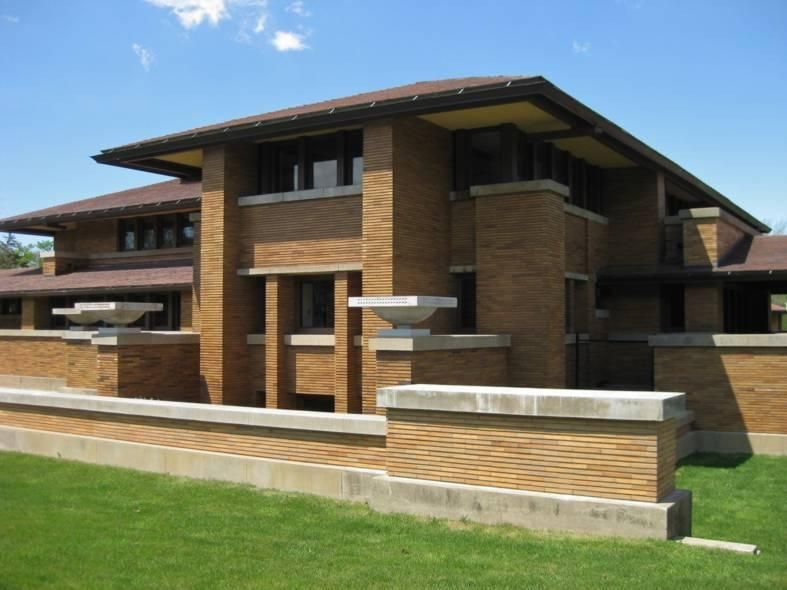 www.school.edu.ru :: Дом Мартина в Буффало. Арх. Ф.Л. Райт ...