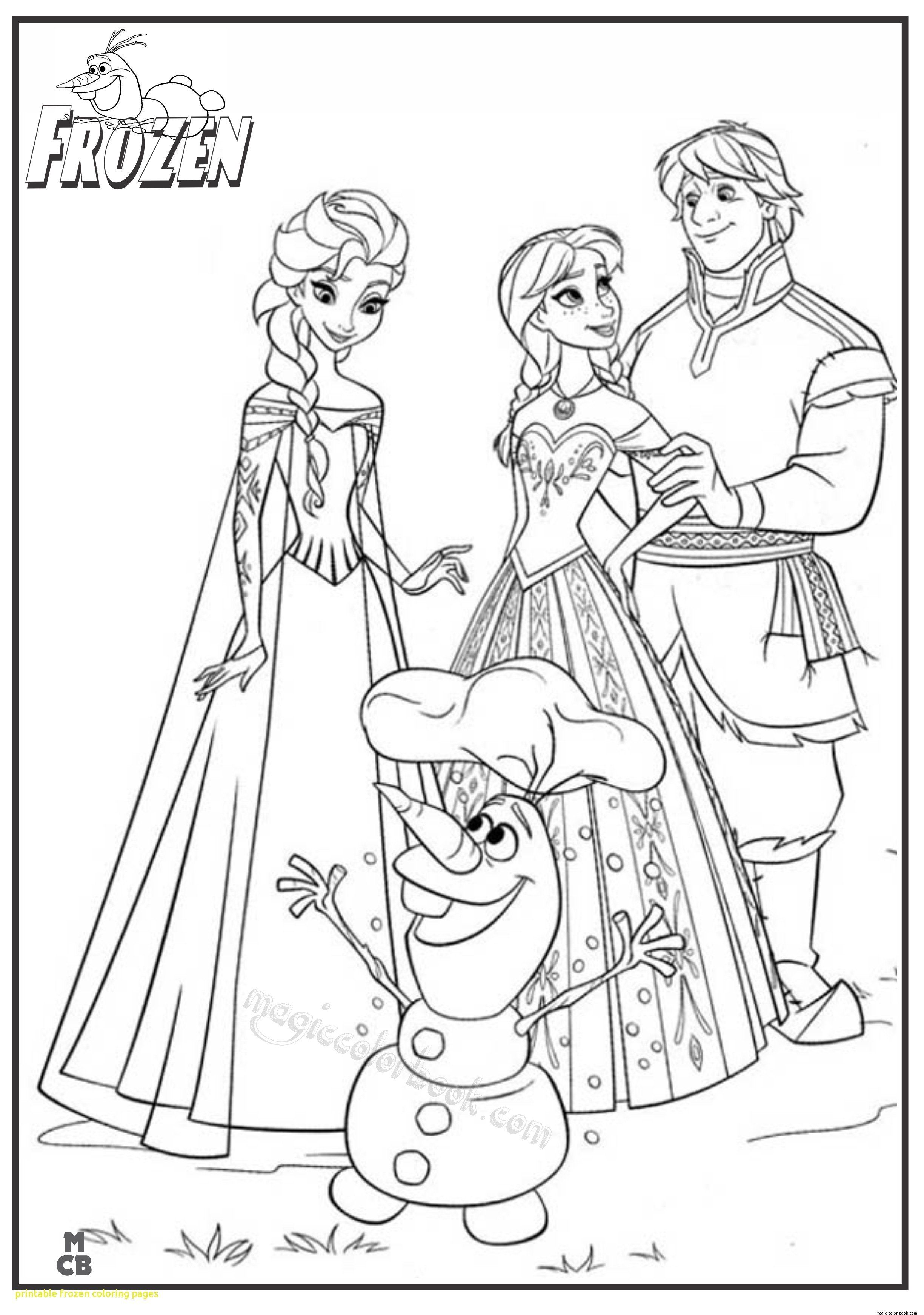 - Frozen Coloring Pages Online Haramiran