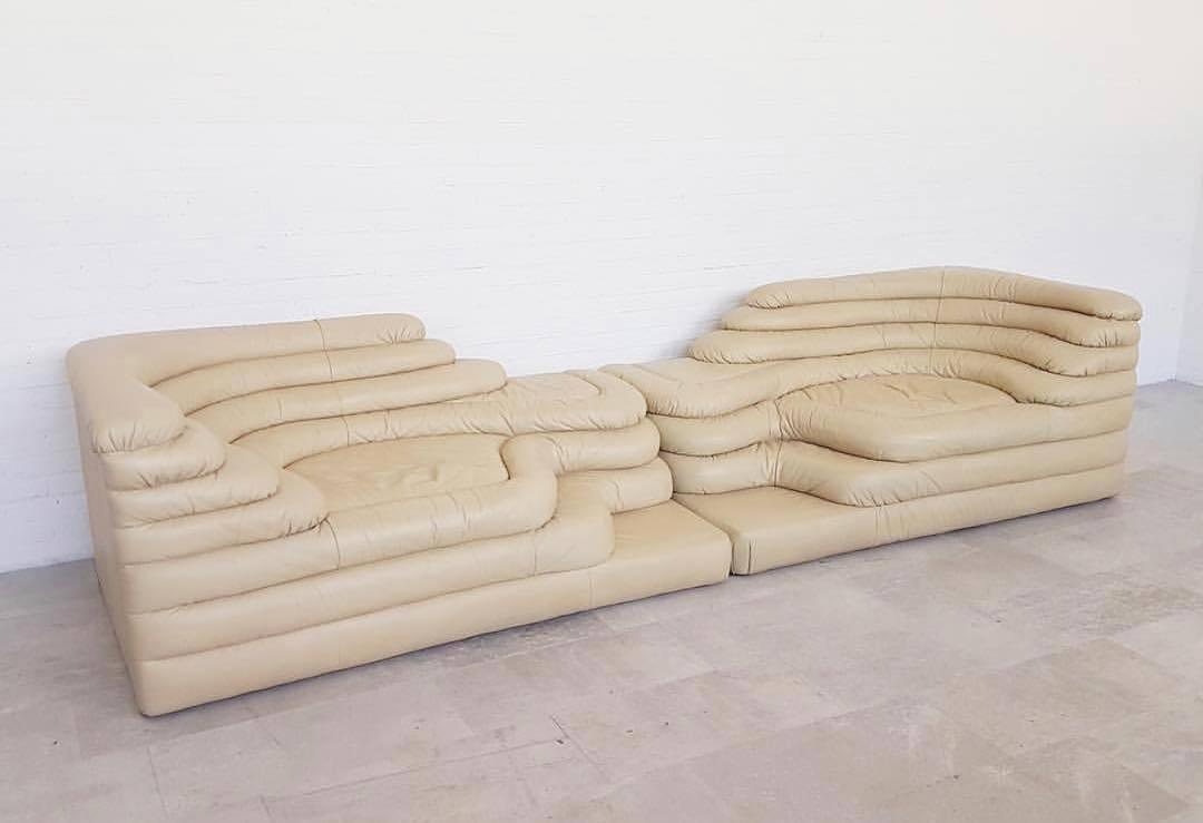 Taylor Sterling Tapireye De Sede Terrazza Sofa By Ubald