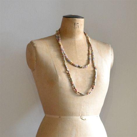 Necklace, Petit Fleur