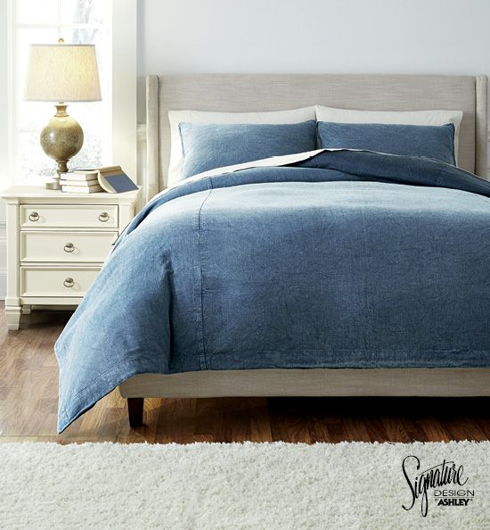 Duvet Cover Set - Ashley Furniture