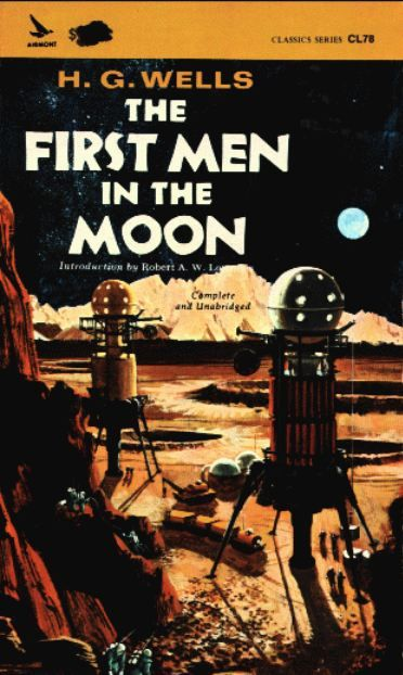 In My Essay For New Haven Review I Demonstrate How Dylan Let The Careful Reader Know That He Quite Aware Of Moon Book Science Fiction Artwork Sci Fi Books Pulp