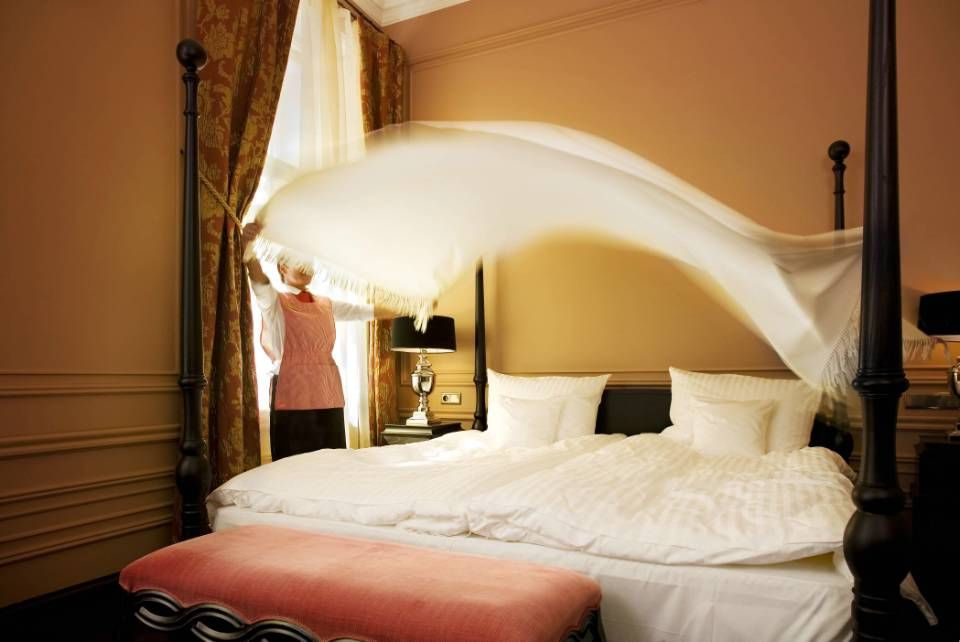 Find out everything about Hotel Housekeeper role from